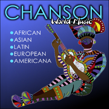 Chanson World Music Library