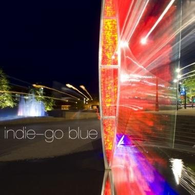 Indie-Go Blue