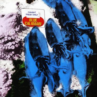 Blue Calamari