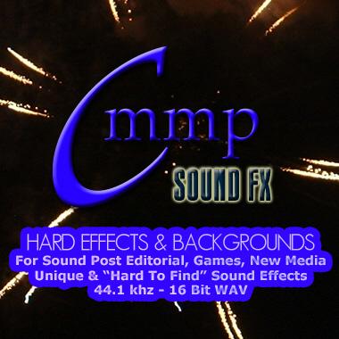 CMMP Sound FX