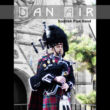 Dan Air Scottish Pipe Band