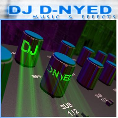 DJ D-Nyed