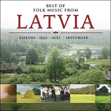Latvian Folk Music Ensembles