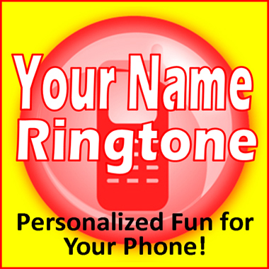 Your Name Ringtone at AudioSparx