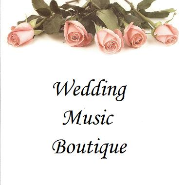 Wedding Music Boutique