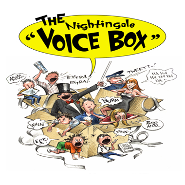 Nightingale Voice Box