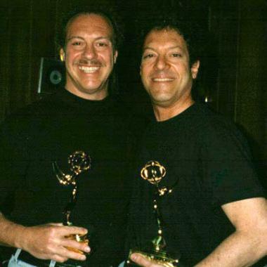 Mitch & Ira Yuspeh