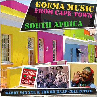 Barry Van Zyl & The Bo Kaap Collective