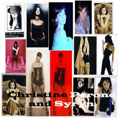 Syryn's Christine Perone