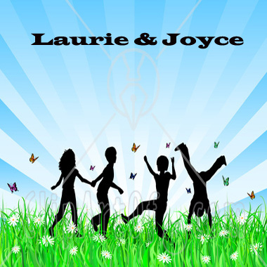 Laurie Grant and Joyce Smith