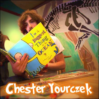 Chester Yourczek