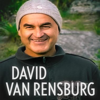 David van Rensburg