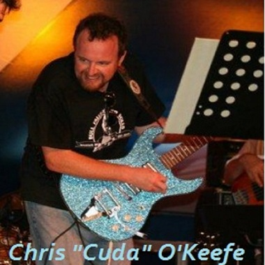 Chris Cuda O'Keefe