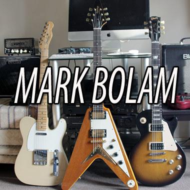 Mark Bolam