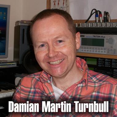 Damian Martin Turnbull