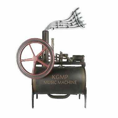 KGMP Music Machine