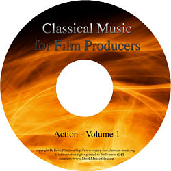 Classical Music For Film Producers - Action - Volume 1