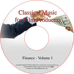 Classical Music For Film Producers - Finance - Volume 1