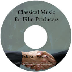 Classical Music For Film Producers - Politics