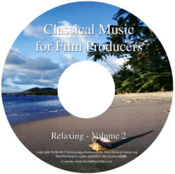 Classical Music For Film Producers - Relaxing - Volume 2