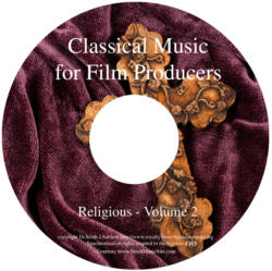 Classical Music For Film Producers - Religious (Christmas Carols)