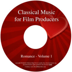 Classical Music For Film Producers - Romance - Volume 1