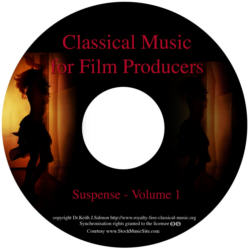 Classical Music For Film Producers - Suspense