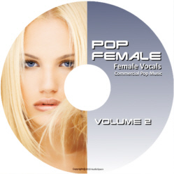 Female Pop - Volume 2