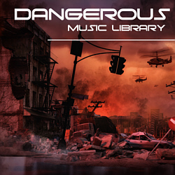 Royalty Free Dangerous Music, background music, television