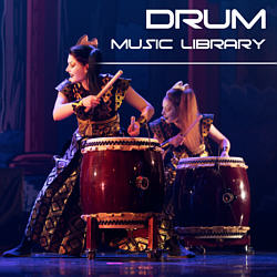 Royalty Free Drum Music, music library, music for tv, flash