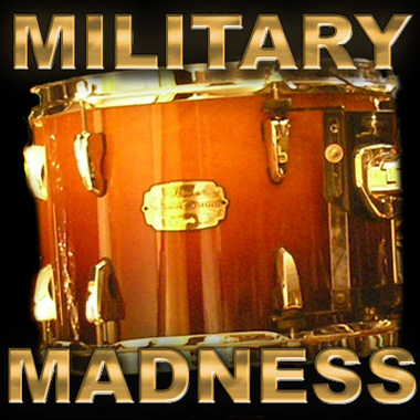 Military Madness Marching Drum Corps Loops & Hits