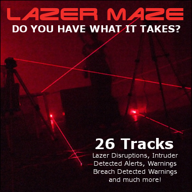 Lazer Maze Soundpack