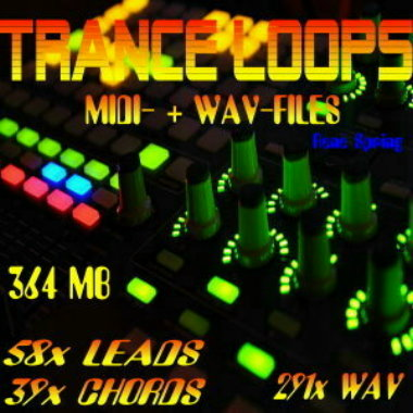 Trance-Loops Composerpack