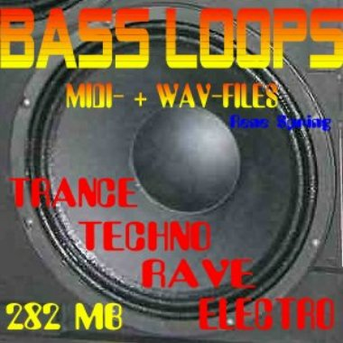 Bass Loops Composerpack