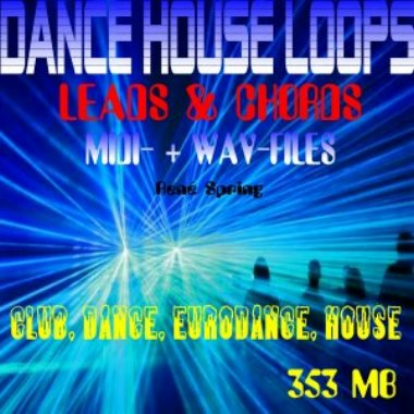 Dance House Loops Composerpack