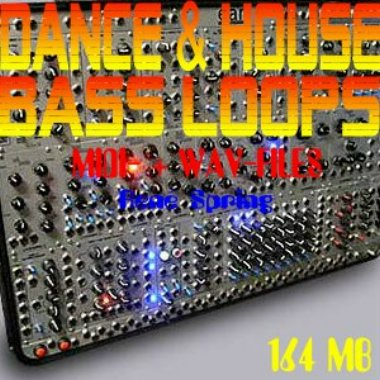 Dance House Bass Loops Composerpack