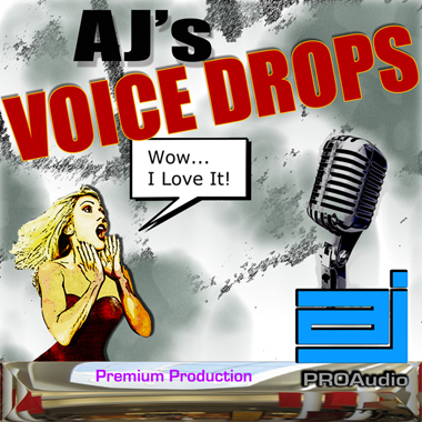 Voice Drops Pack