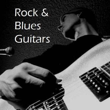 Rock & Blues Guitars