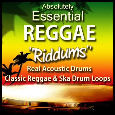 Absolutely Essential Reggae Riddums