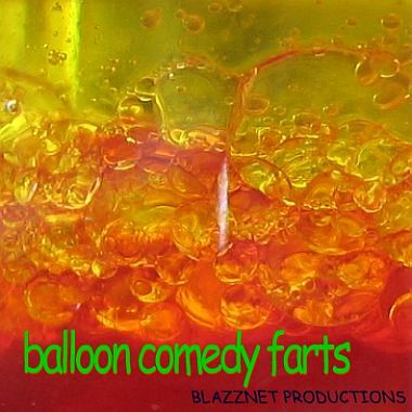 Balloon Comedy Farts