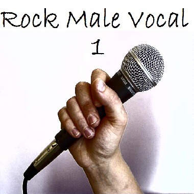 Rock Male Vocal 1