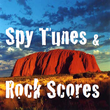 Spy Tunes and Rock Scores