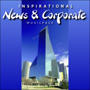 Inspirational News and Corporate Musicpack