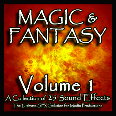 Magic & Fantasy - Volume 1 (Soundpack)