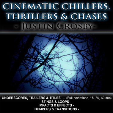 Cinematic Chillers, Thrillers and Chases