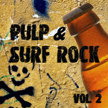 Pulp & Surf Rock Vol. 2