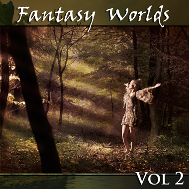 Fantasy Worlds Vol. 2