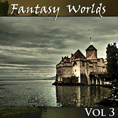 Fantasy Worlds Vol. 3