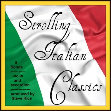 Strolling Italian Classics