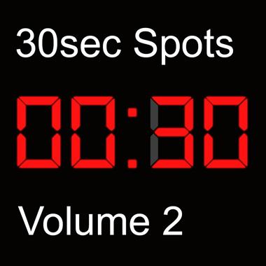 30sec Spots Vol. 2